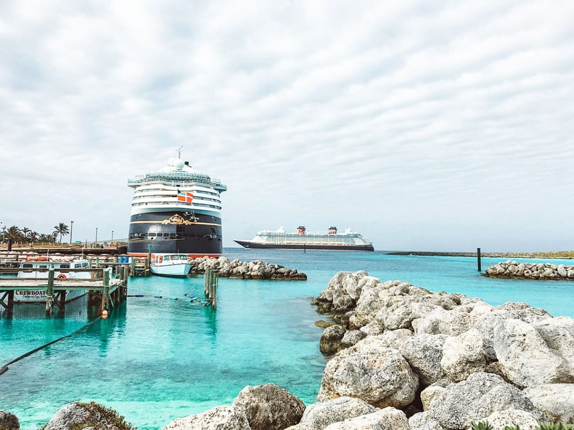 Disney Cruise Castaway Cay First Time Cruising