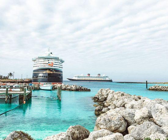 Disney Cruise Castaway Cay First Time Cruising