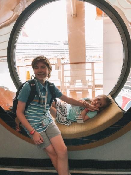 Disney Cruise Cruising with Kids First Time Cruising