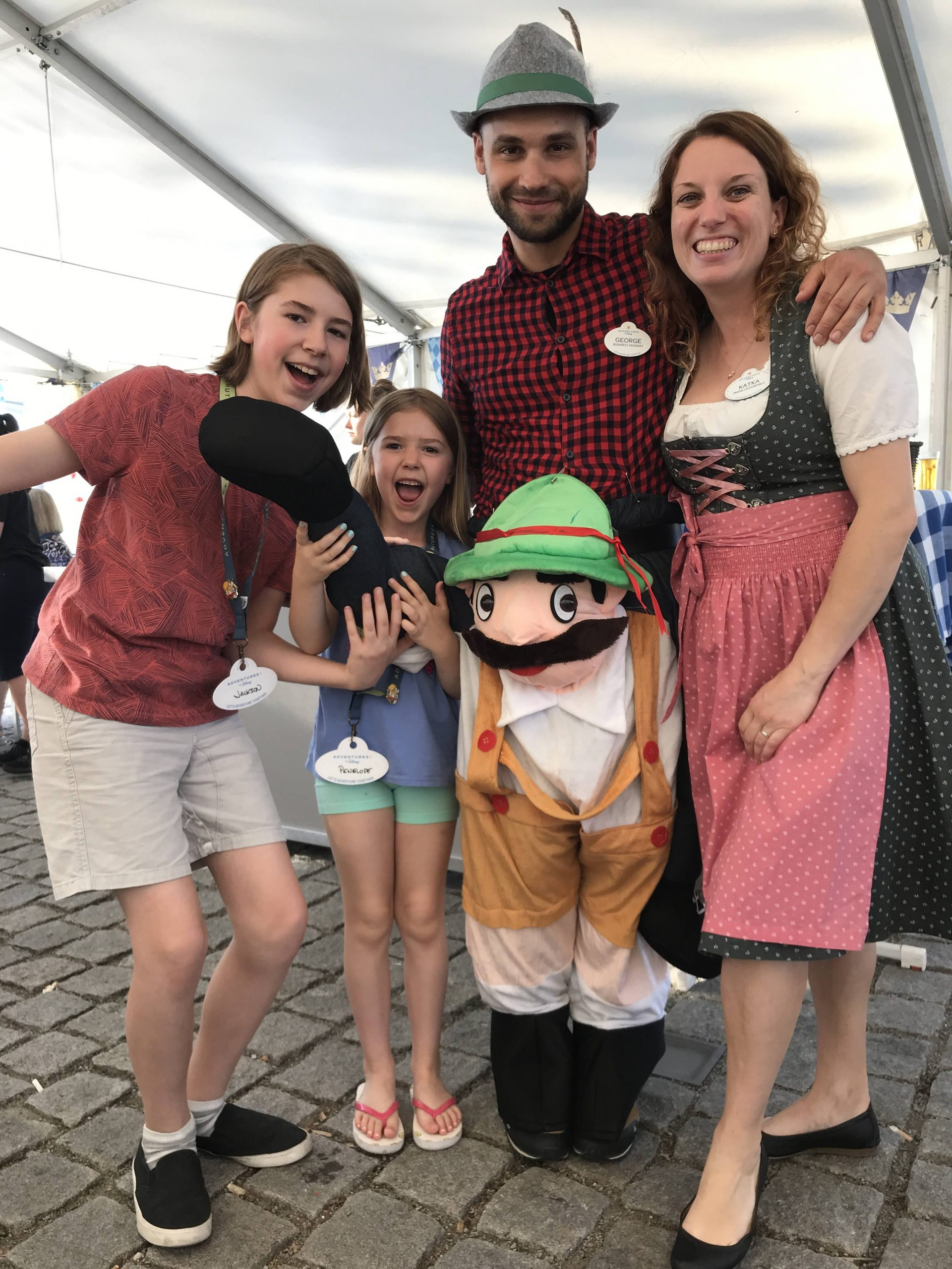Adventures by Kelly Travel Danube River Cruise Oktoberfest